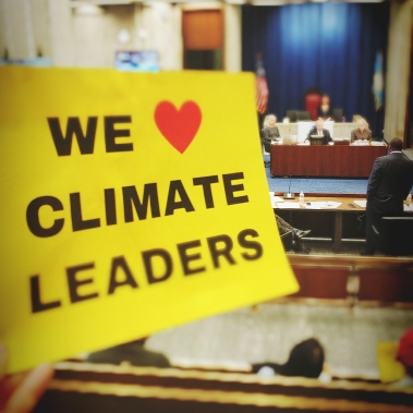 We Heart Climate Leaders